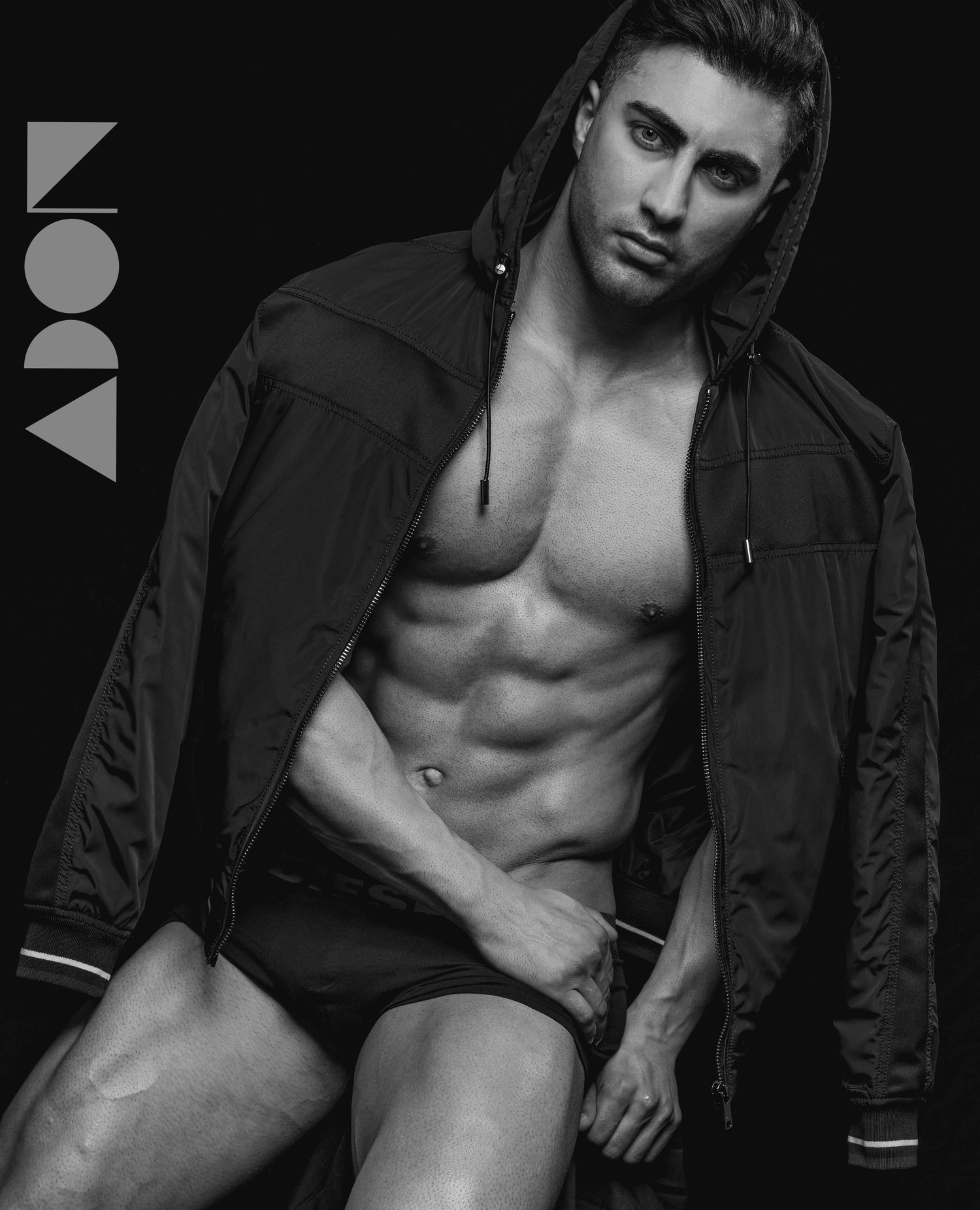 e915eee3437 Adon Exclusive: Model Moe Kushnow By Paul Jamnicky — Adon | Men's ...