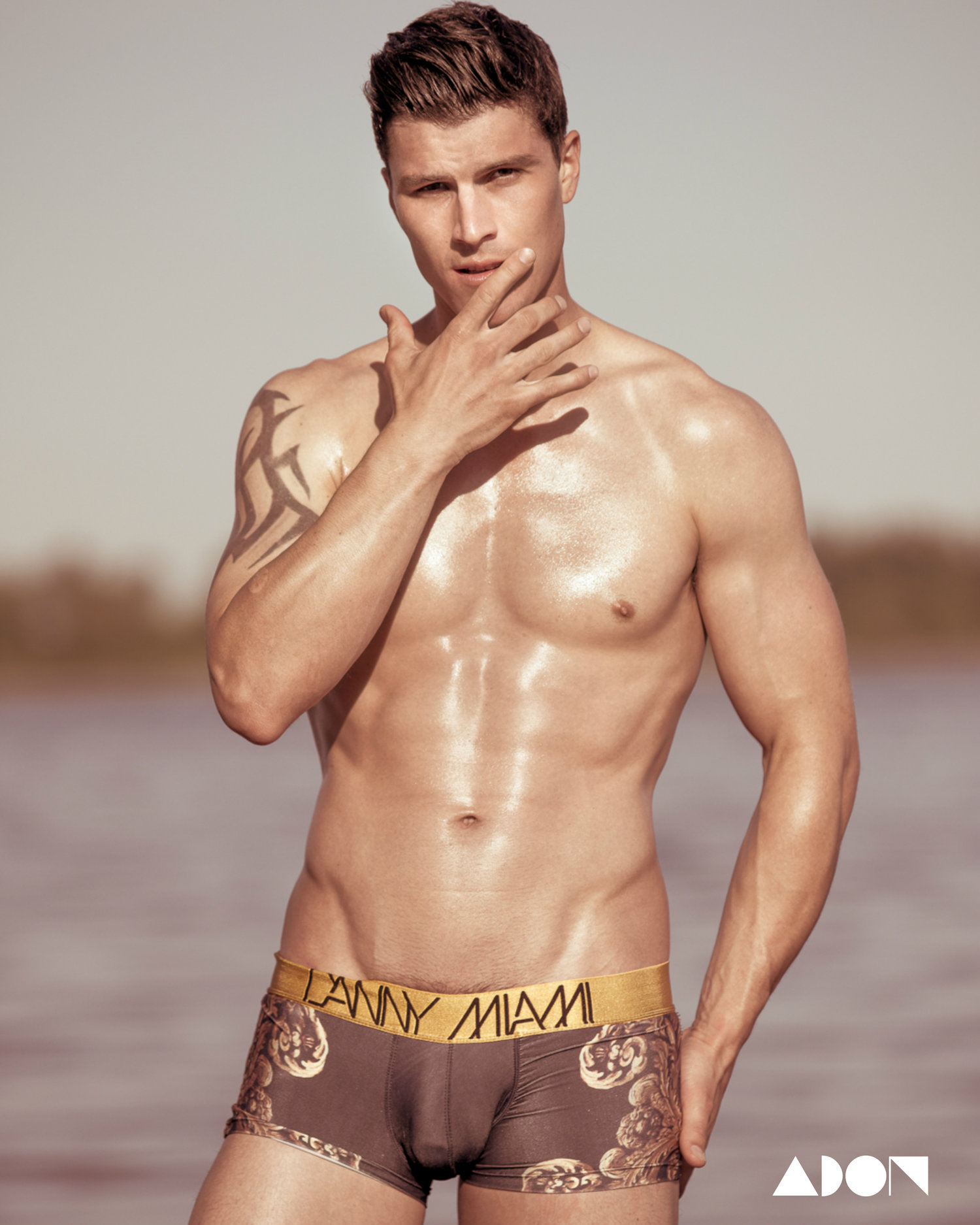 068e86b86fe Adon Exclusive: Model Jesse Tyler By Paul Jamnicky — Adon | Men's ...