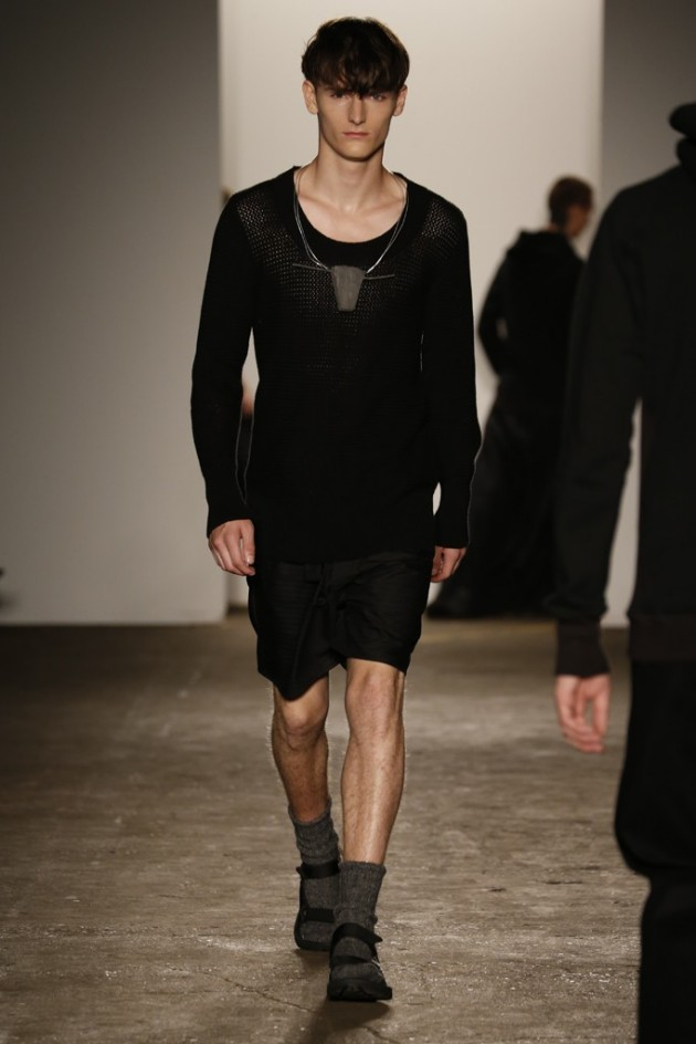 eeca9de55a26cb The socks-and-sandals combination looks like the hottest trend for Fall 2018  . We saw them in men s shows