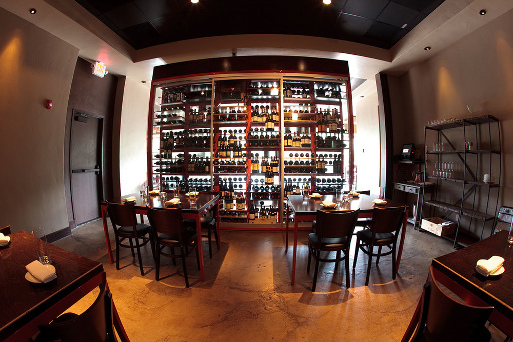 Vin48 Wine Room