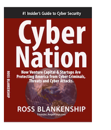 #1 Best-Selling Book on Cybersecurity in America - Cyber Nation by Ross Blankenship.