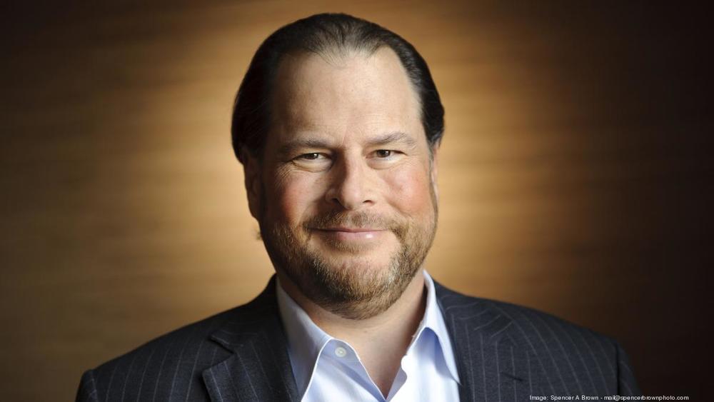 Marc Benioff, Founder of Salesforce