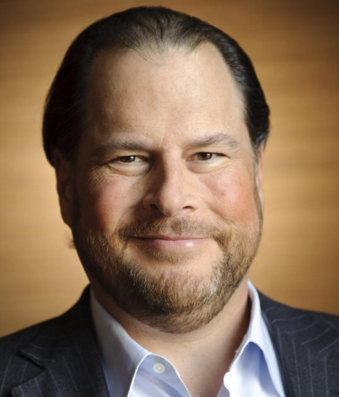 Marc Benioff - Salesforce Founder