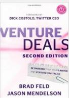 Venture Deals Book.