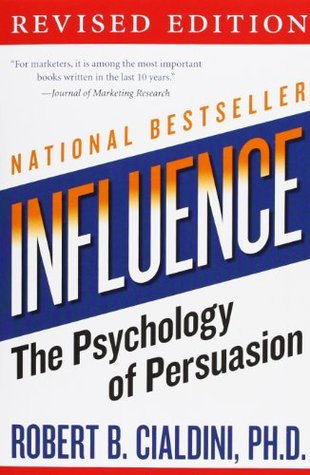 Influence is a Must-Read Book for all startups and investors.