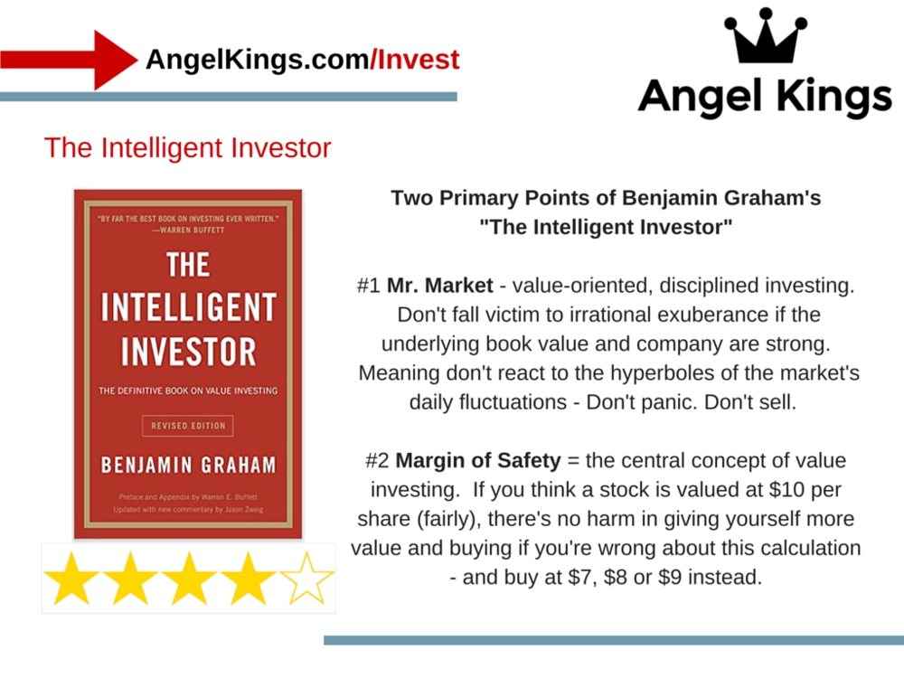 Learn the two most valuable lessons all investors need to learn from  The Intelligent Investor .