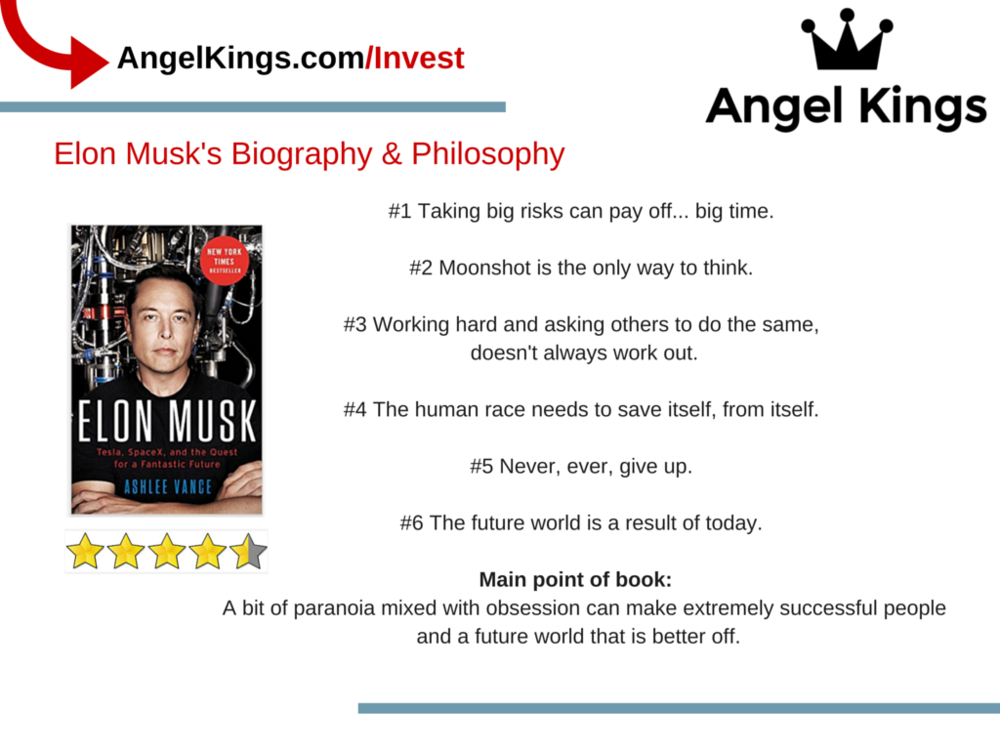 Everything you need to know about Elon Musk - Inventor & Entrepreneur.