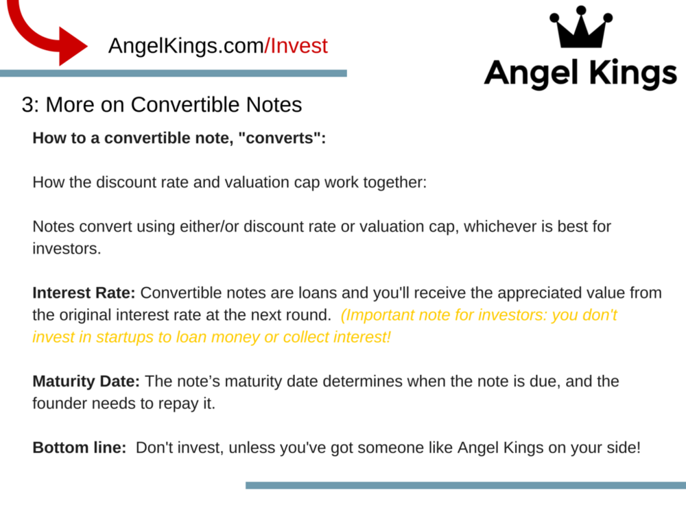 Why are convertible notes important to know for startups and investors?