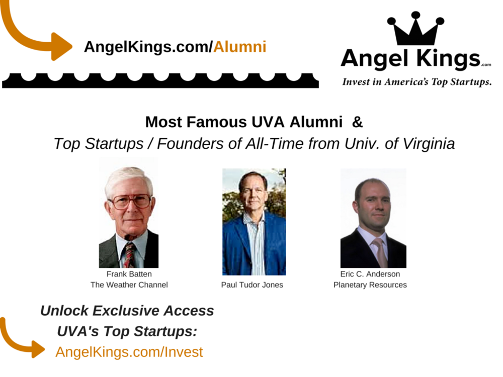 Famous UVA Alumni & Notable Graduates of University Of Virginia