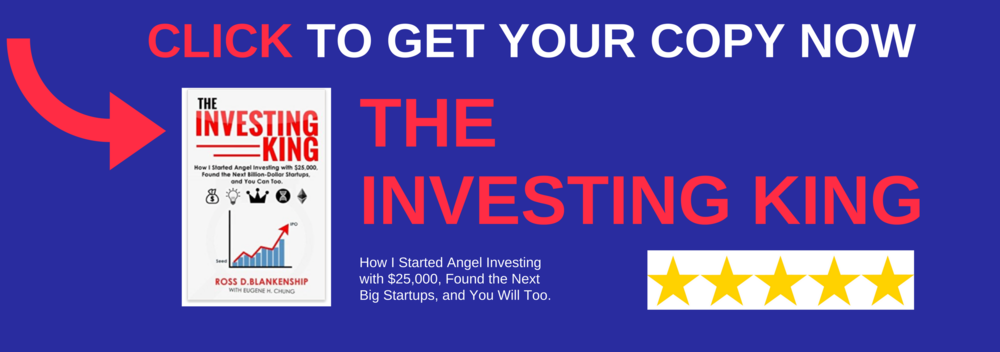 "Reserve your copy of the #1 Book for Startups and Entrepreneurs - ""The Investing King"""