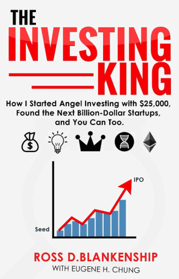 "Learn about  how to design and build America's top startups  with ""The Investing King""."