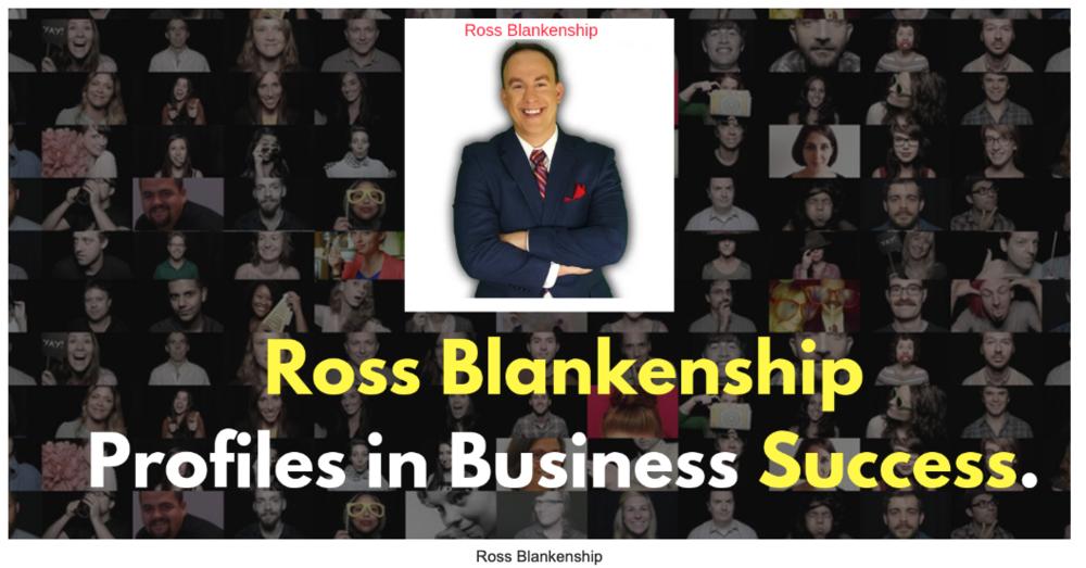 Ross Blankenship = Main Image