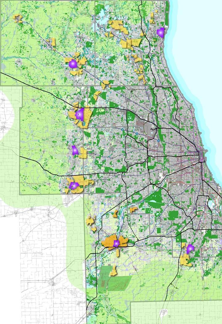 CHICAGO METROPOLIS