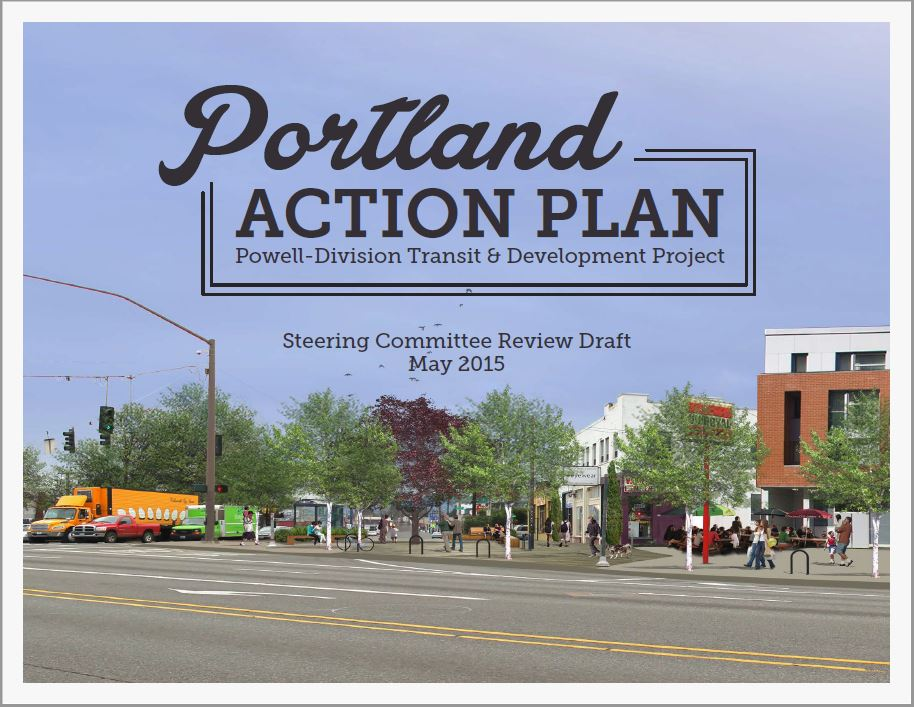 Powell-Division transit & development project | Portland, OR | 2014-2015