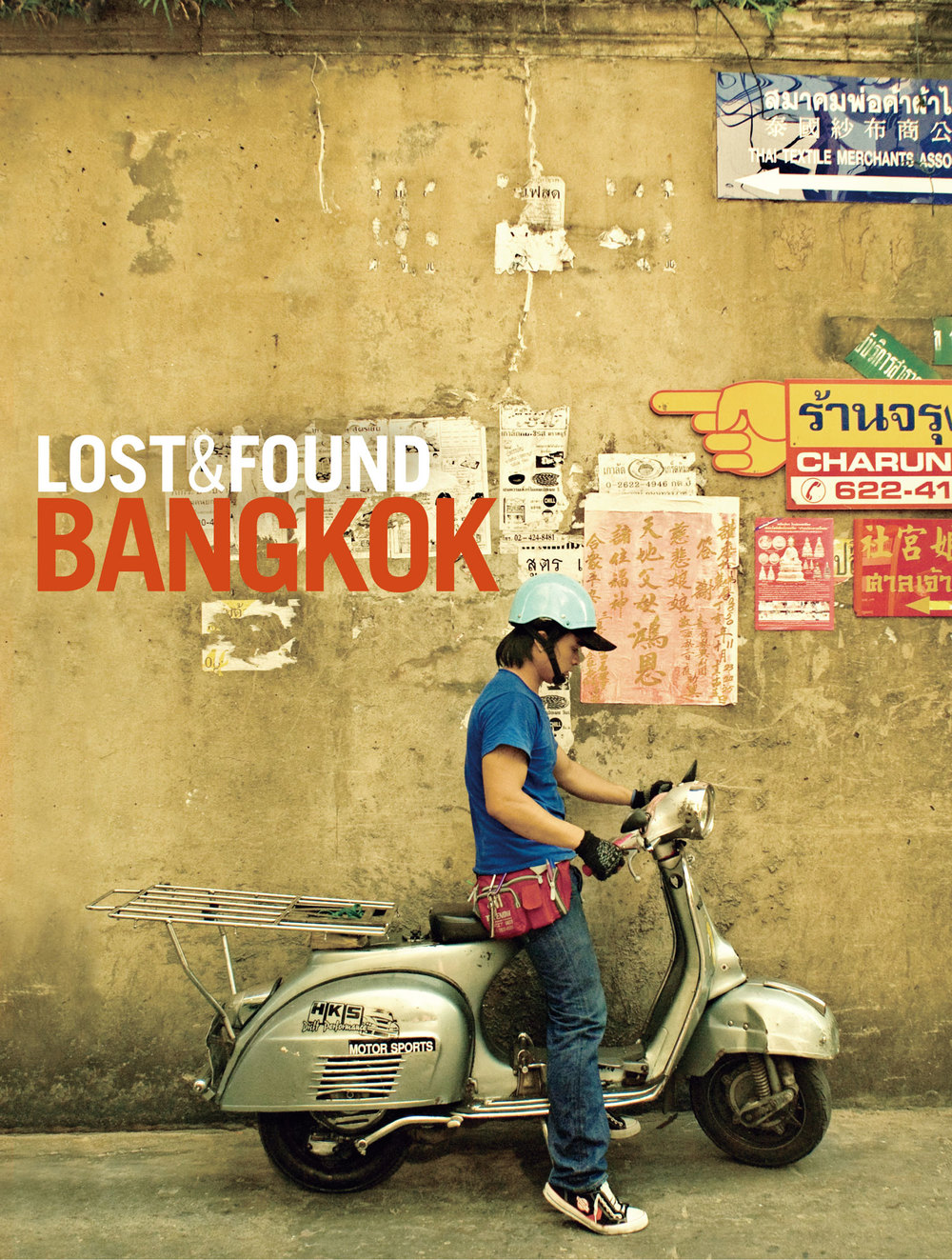 Lost & Found Bangkok