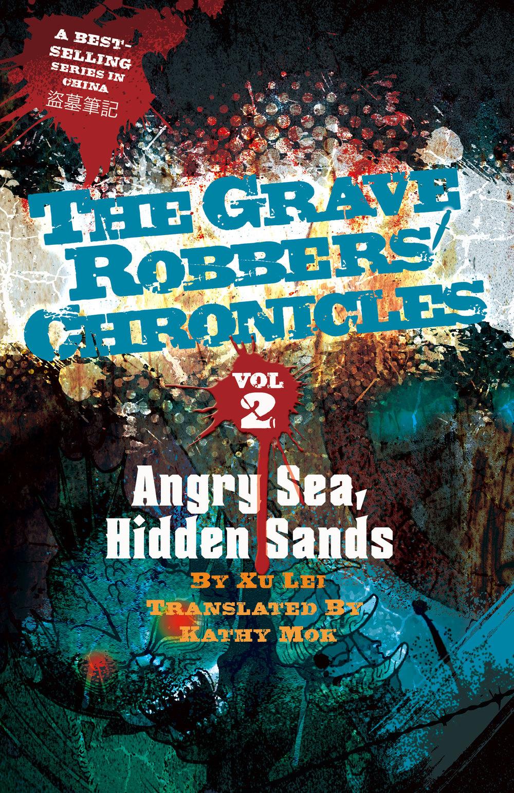 Vol. 2: Angry Sea, Hidden Sands