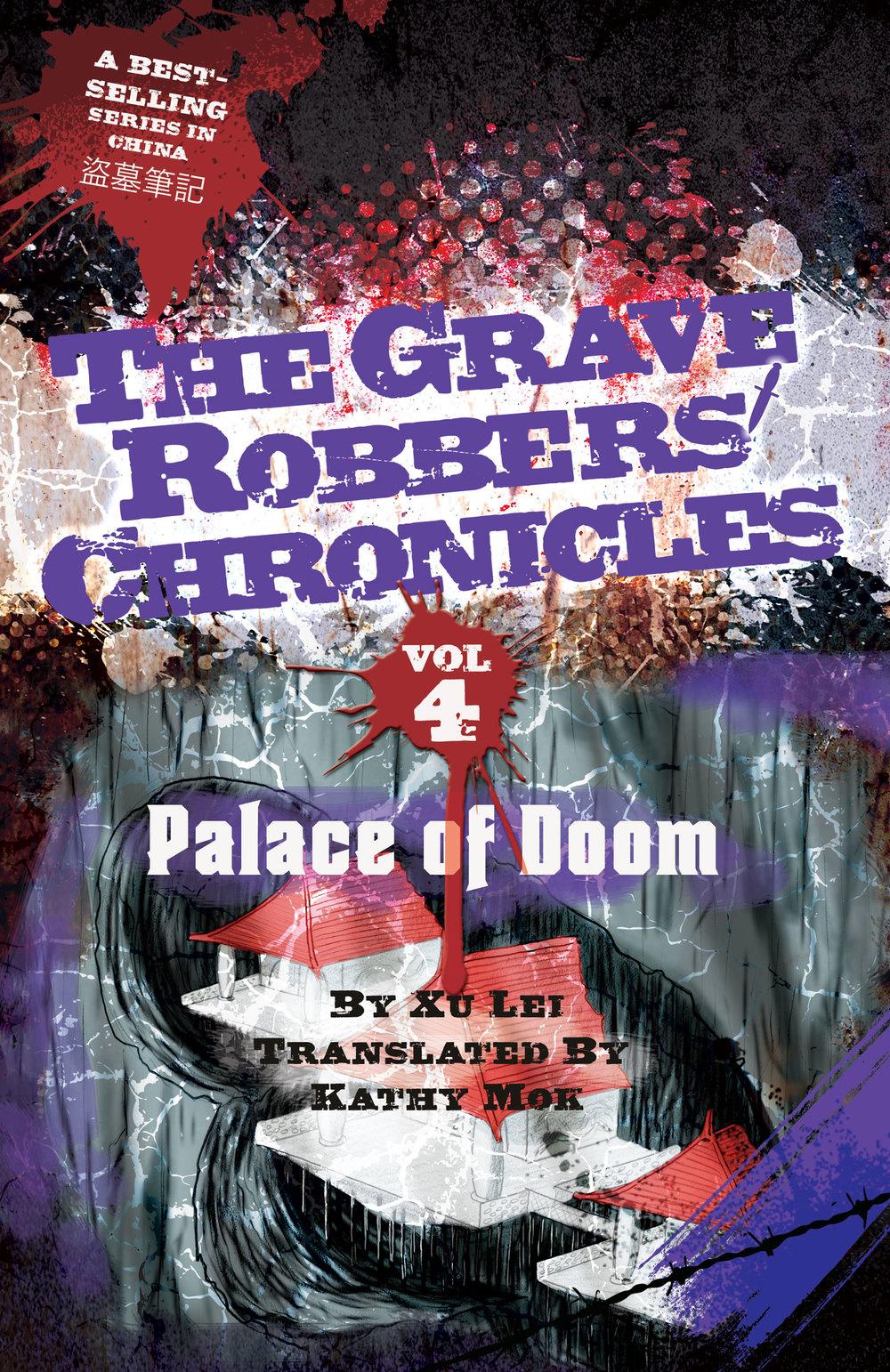 Vol. 4: Palace of Doom