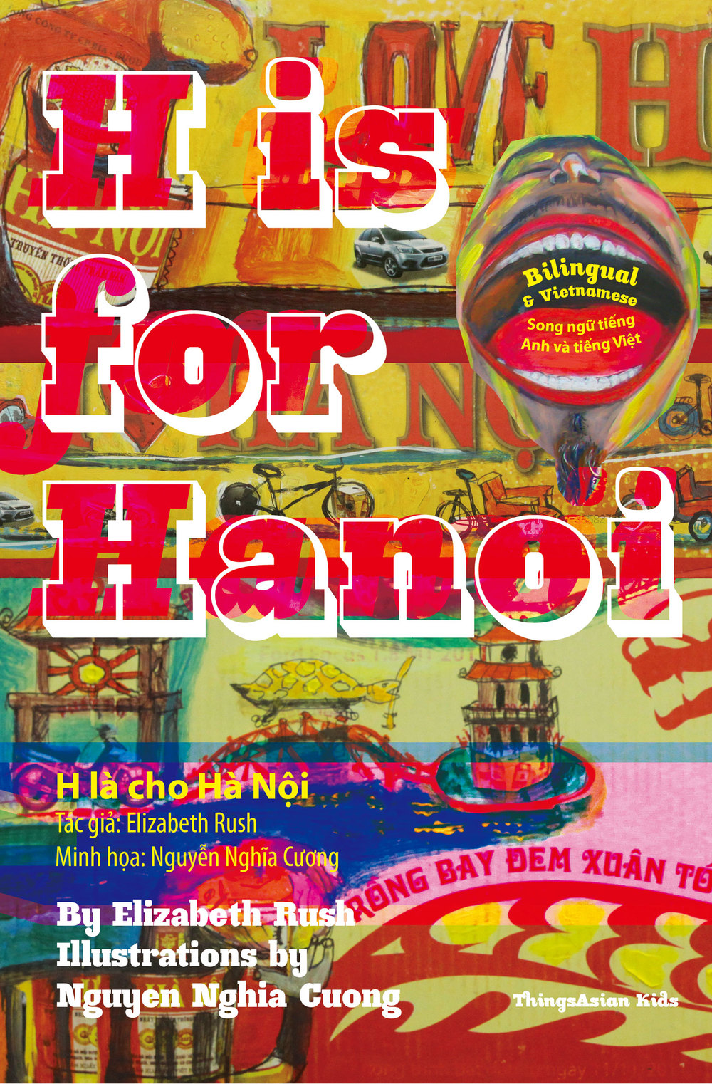 H is for Hanoi
