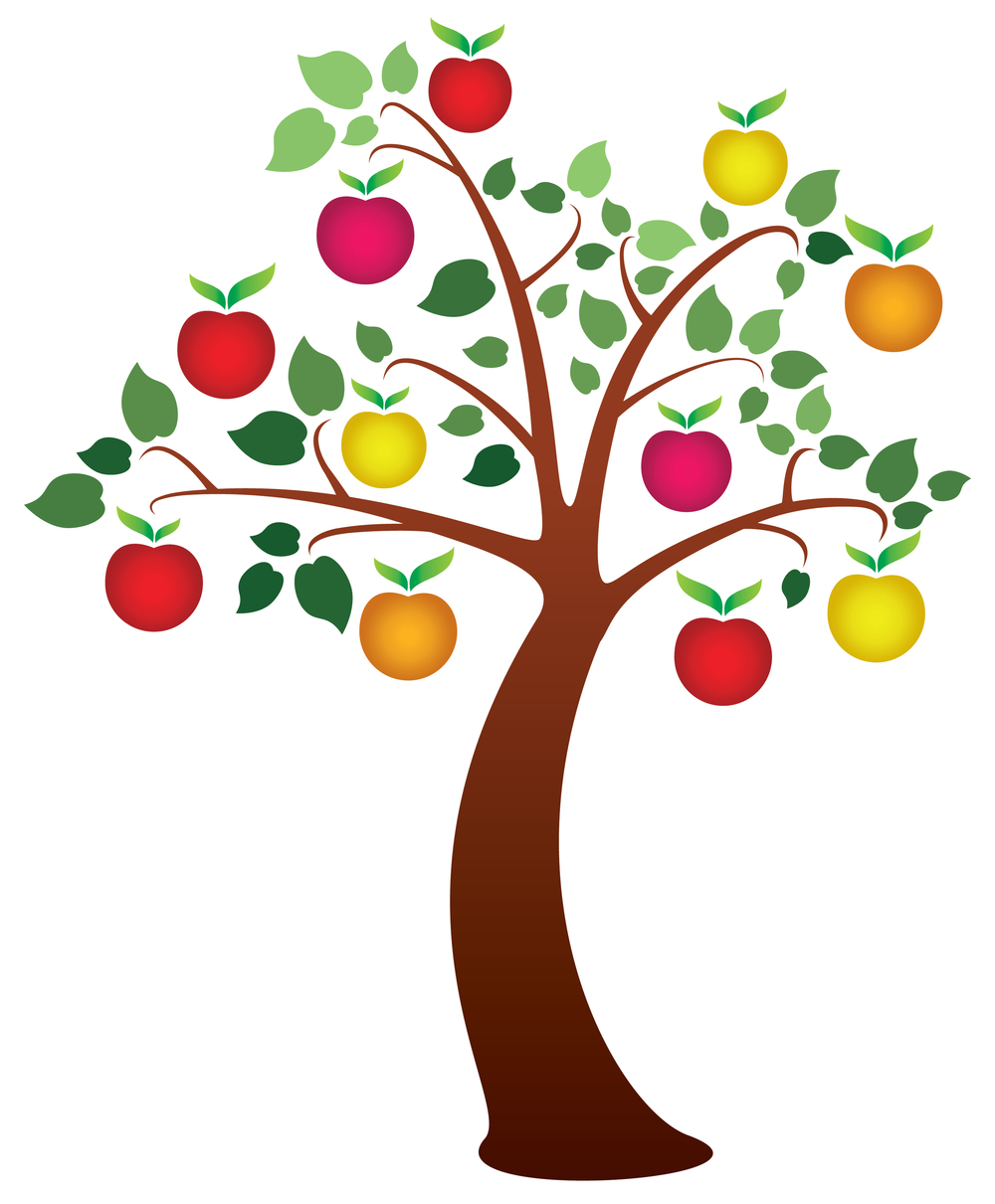 a very fruitful tree