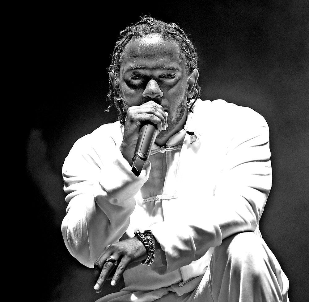 Kendrick Lamar - 2018 Coachella Valley Music and Arts Festival - Wknd 2/Day 3