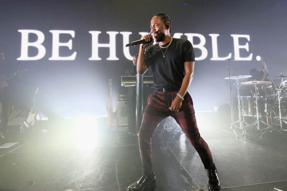 See Kendrick Lamar Live in Concert Compliments of Chill & Hip Hop™
