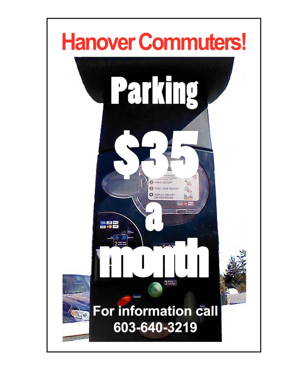 Hanover Commuters - Special!