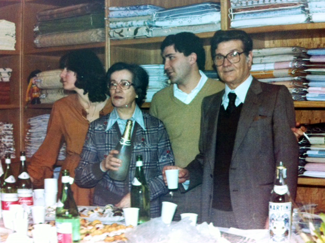 1970    BALDI VERA -Cofounder/Grandmother   GIAMPIERO   MANNINI  - Cofounder/Grandfather