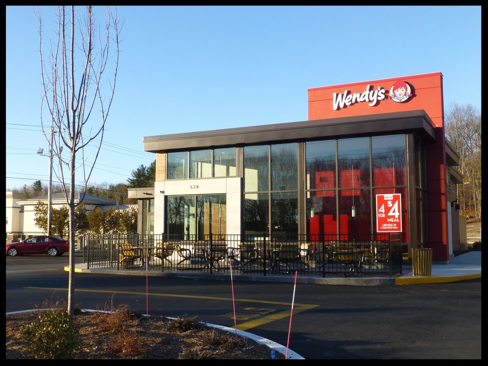- Wendy's510 N. Main StLeominster, MA 01453