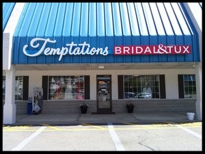 - Temptations Bridal & Tux875 Merriam AveLeominster, MA 01453