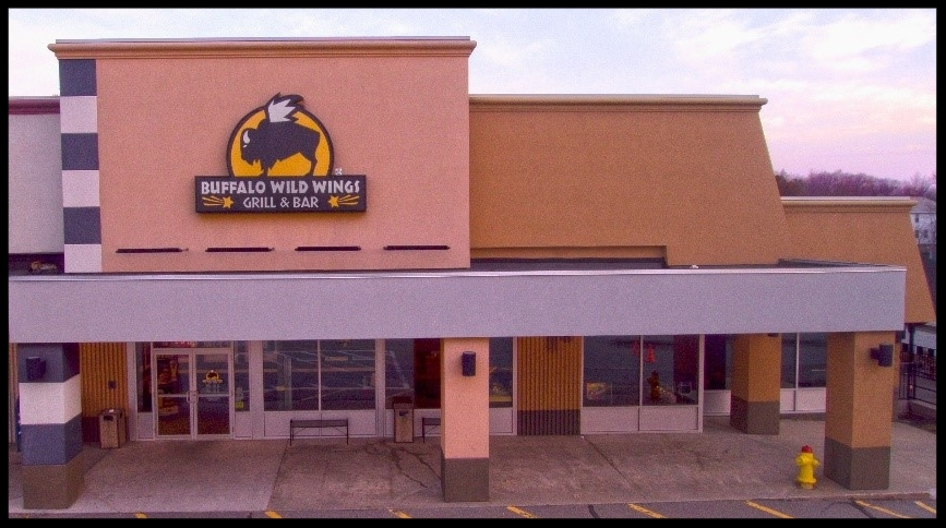 - Buffalo Wild Wings Grill & Bar150 Whalon StreetFitchburg, MA 01420