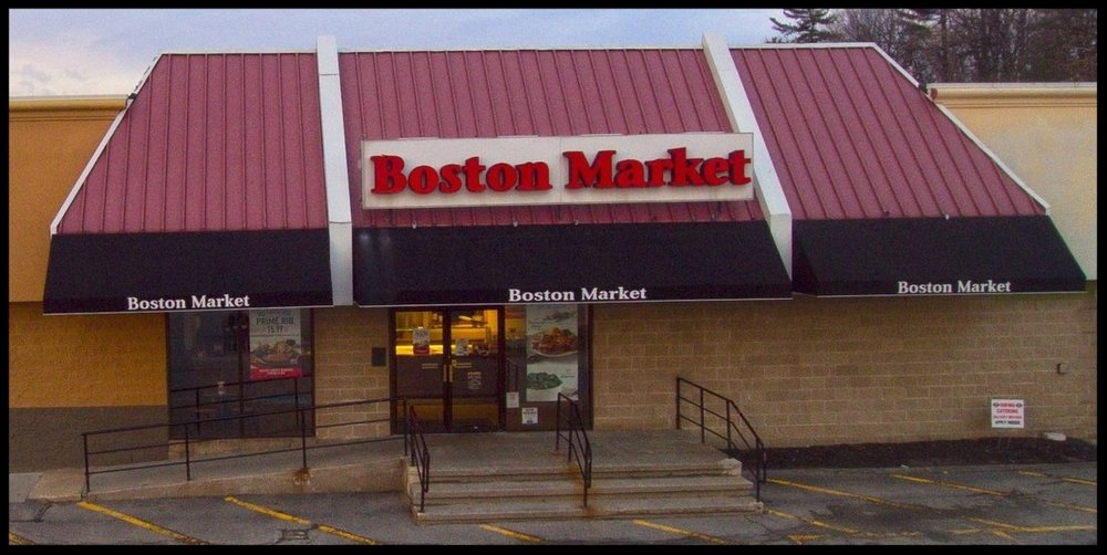 - Boston Market152 Whalon StreetFitchburg, MA 01420
