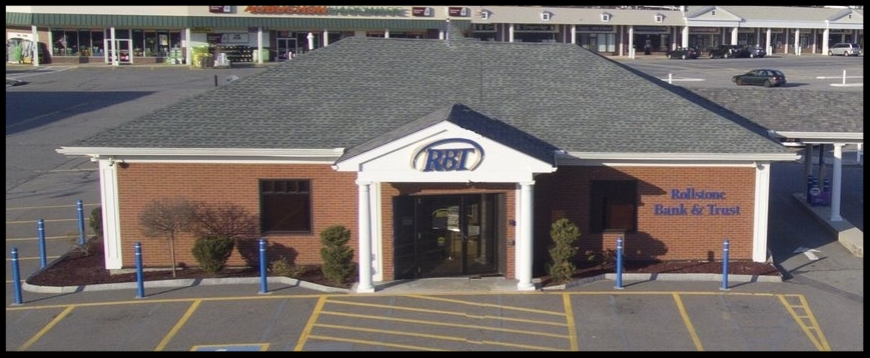 - Rollstone Bank & Trust529 Electric AveFitchburg, MA 01420