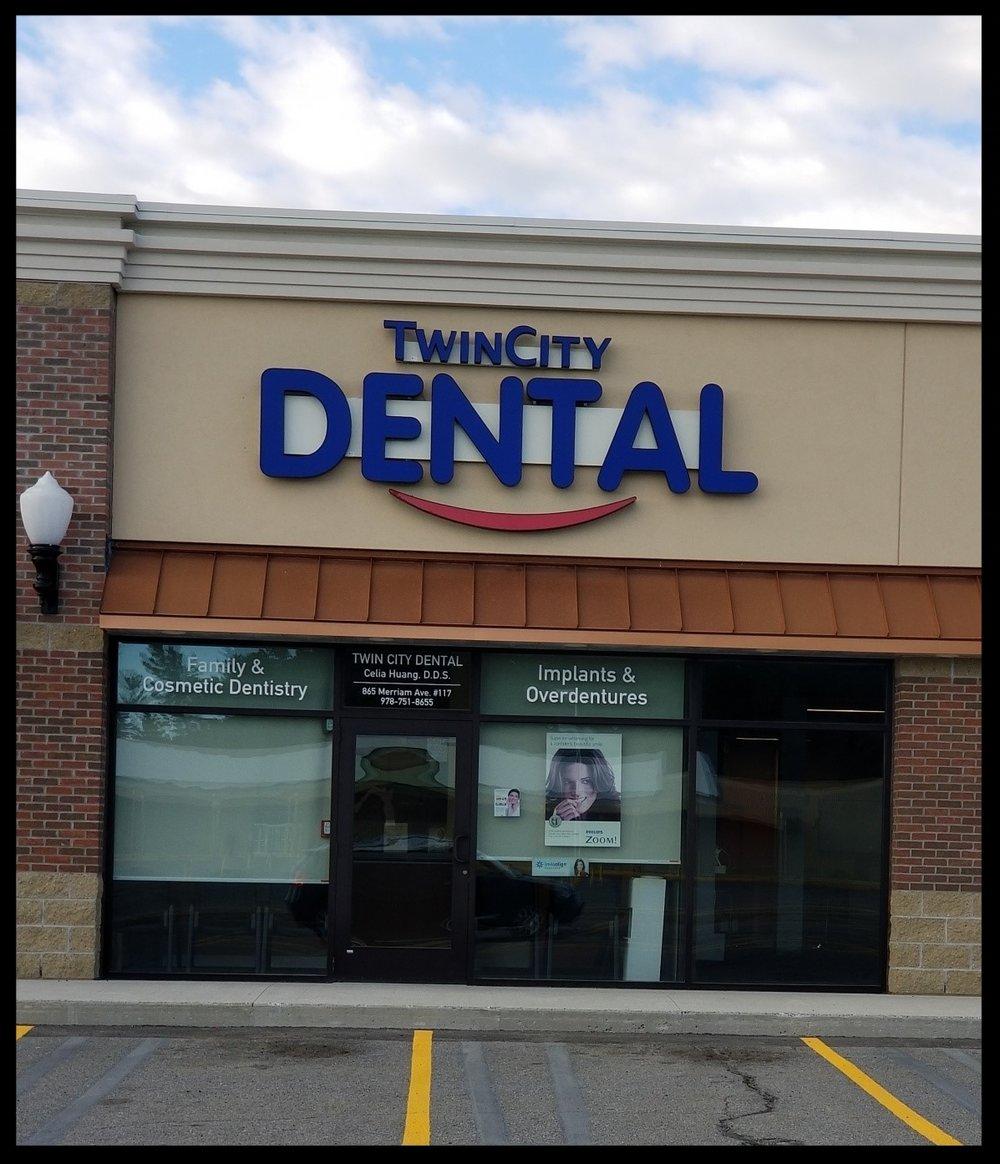 - Twin City Dental865 Merriam AveLeominster, MA 01453