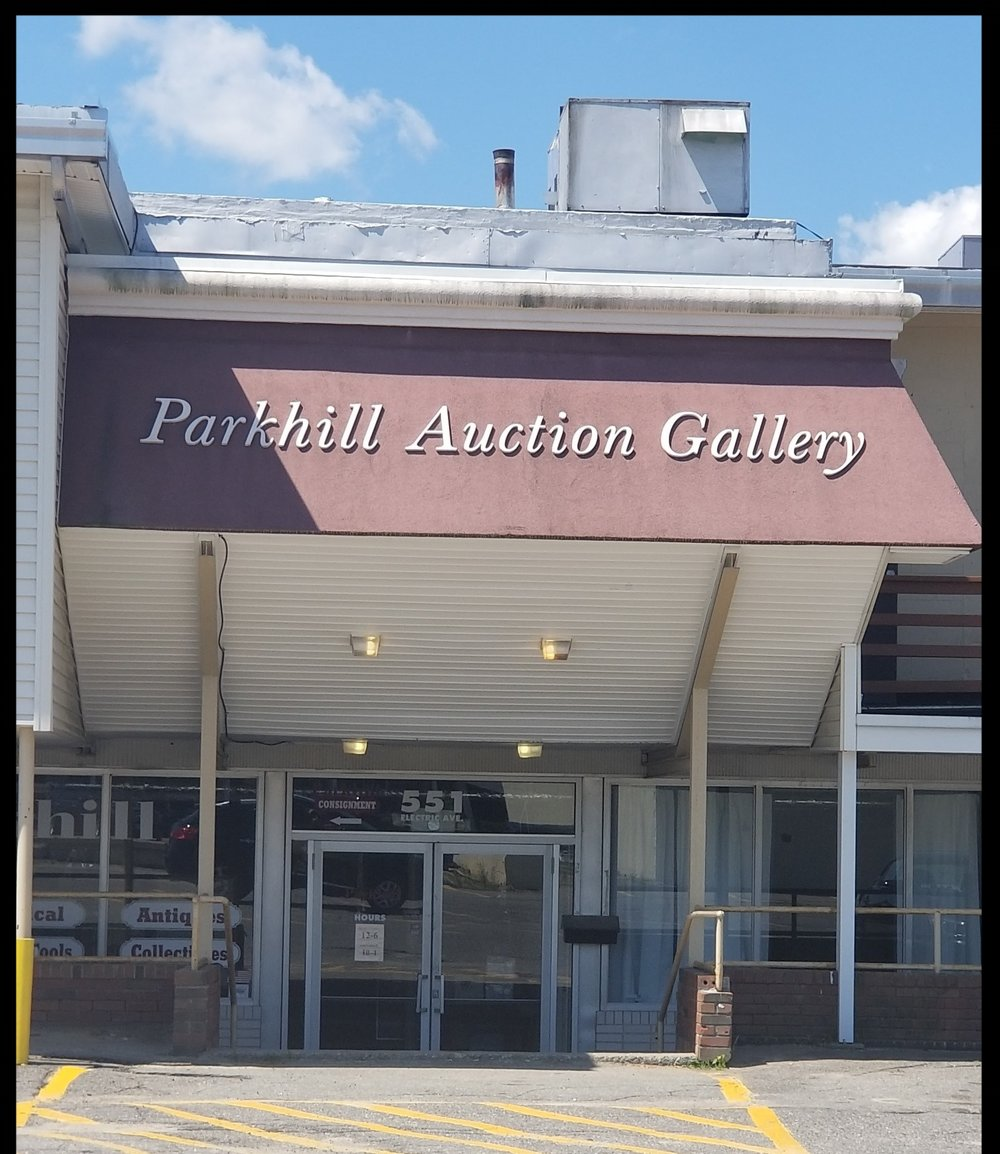 - Parkhill Auction Gallery551 Electric AveFitchburg, MA 01420