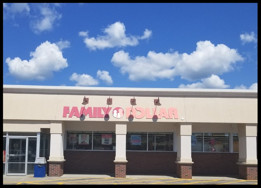 Family Dollar 551 Electric Ave Fitchburg, MA 01420 -