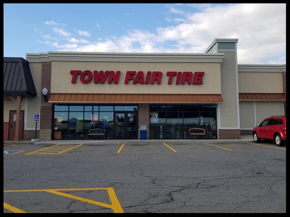 - Town Fair Tire875 Merriam AVeLeominster, MA 01453