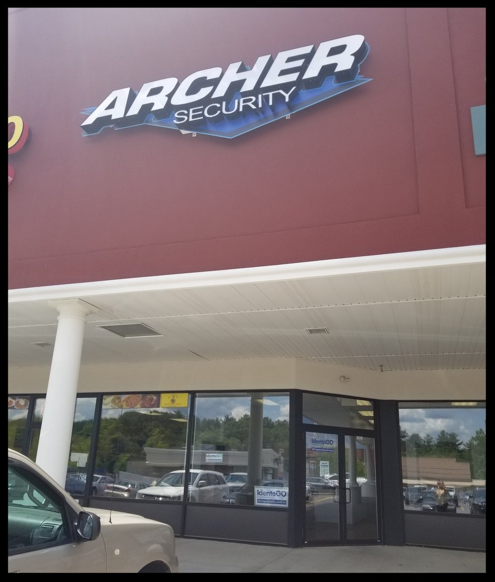 - Archer Security1023 Central StreetLeominster, Ma 01453