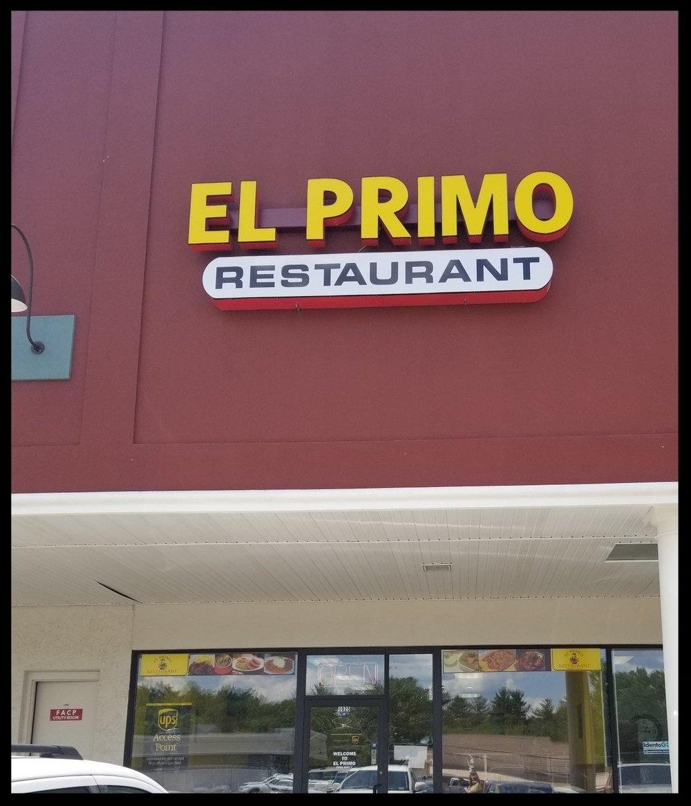 - El Primo Restaurant1025 Central StreetLeominster, Ma 01453