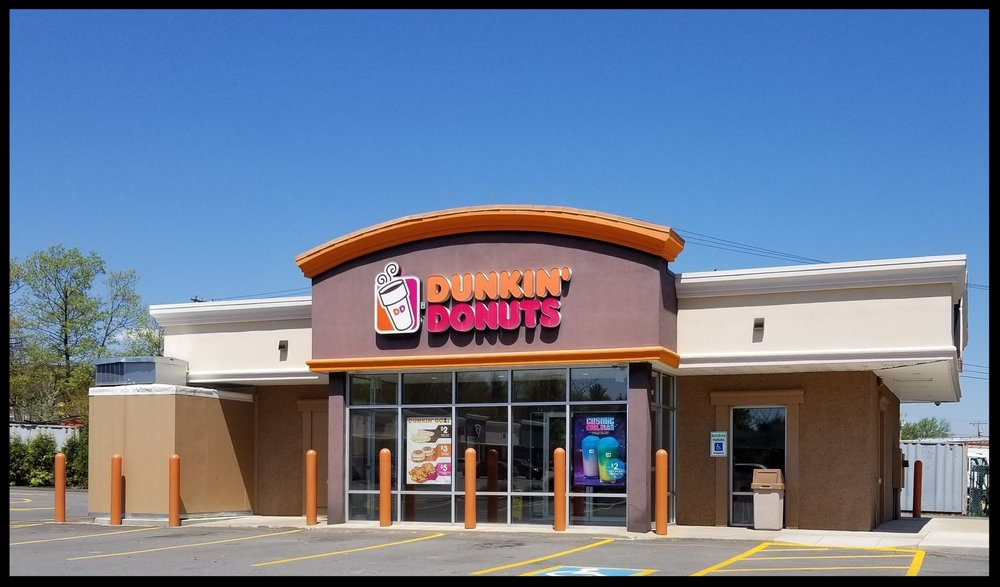 - Dunkin' Donuts1001 Central StLeominster, Ma 01453