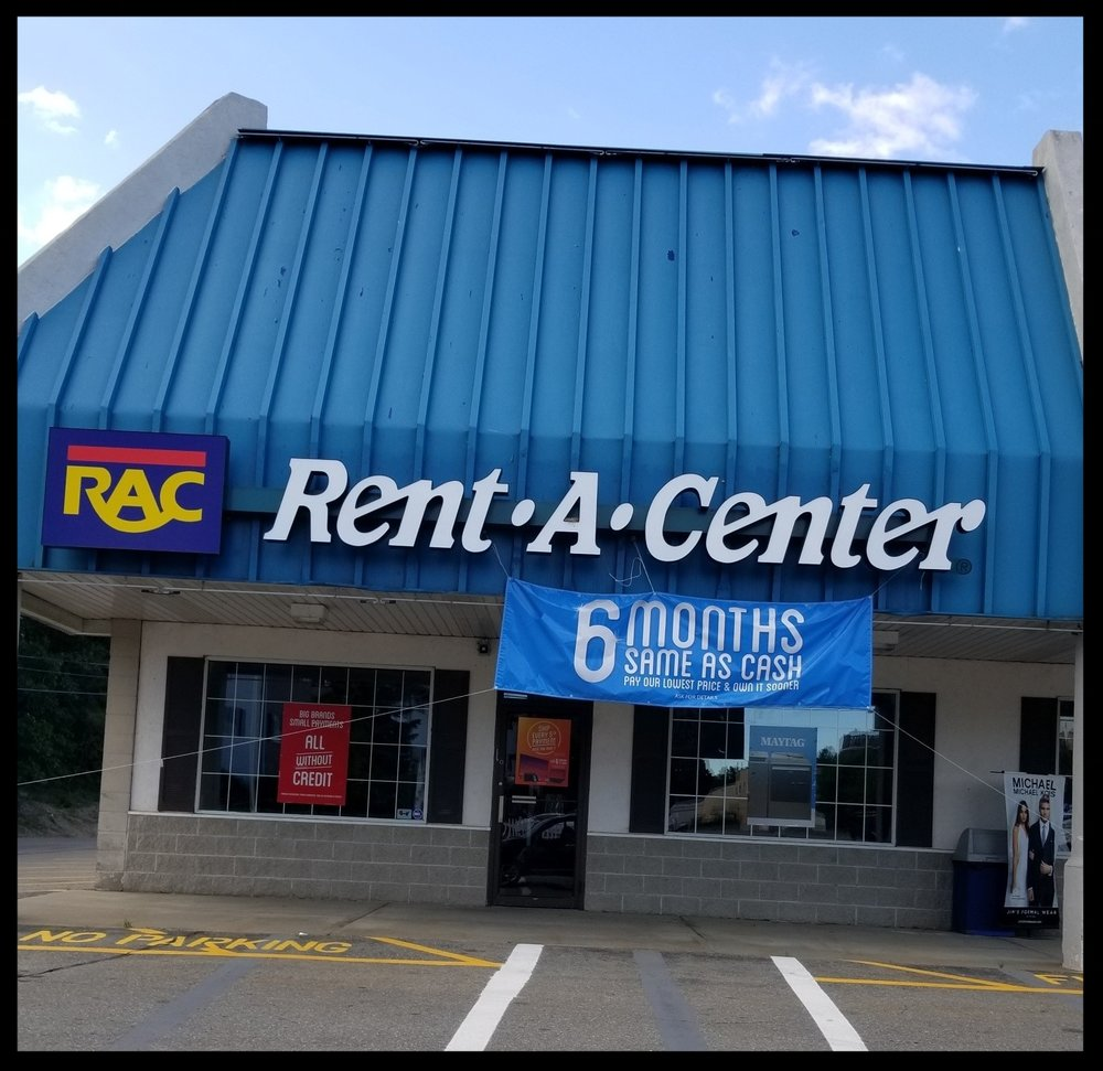 - Rent A Center943 Merriam AveLeominster, Ma 01453
