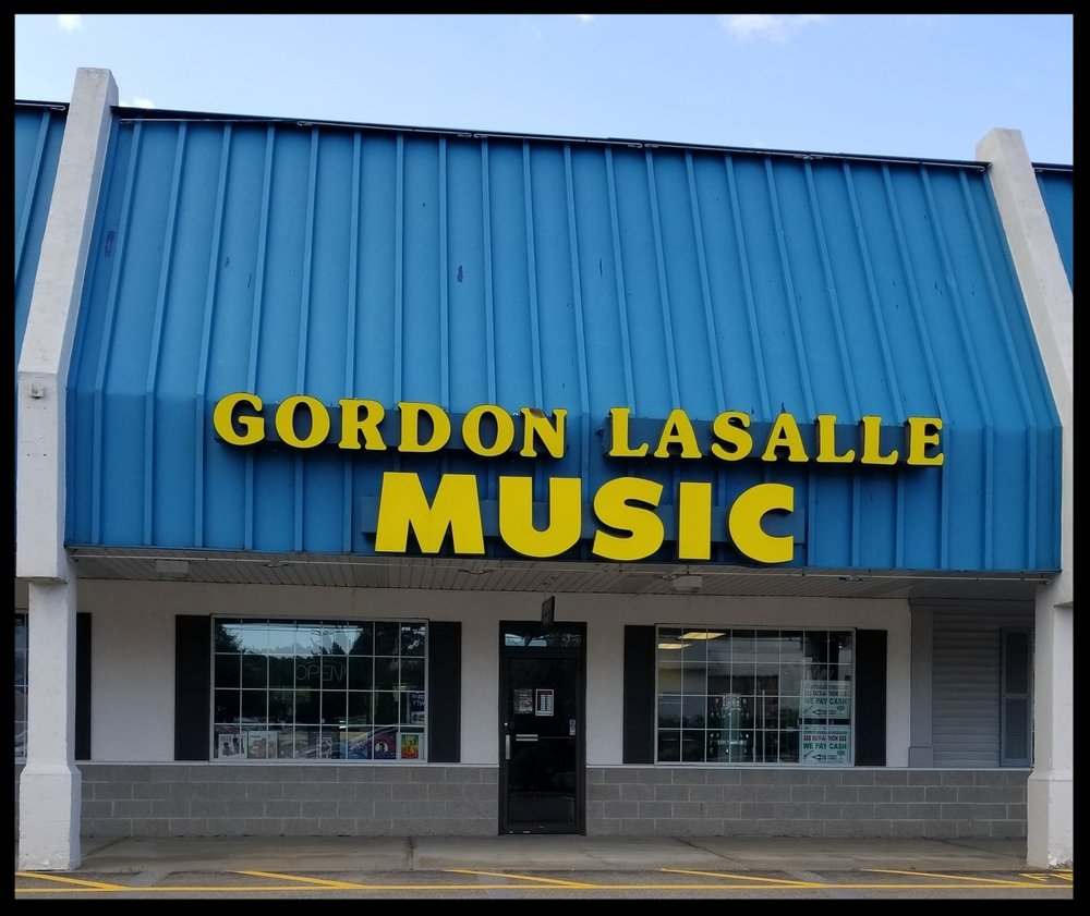 - Gordon Lasalle Music975 Merriam AveLeominster, Ma 01453