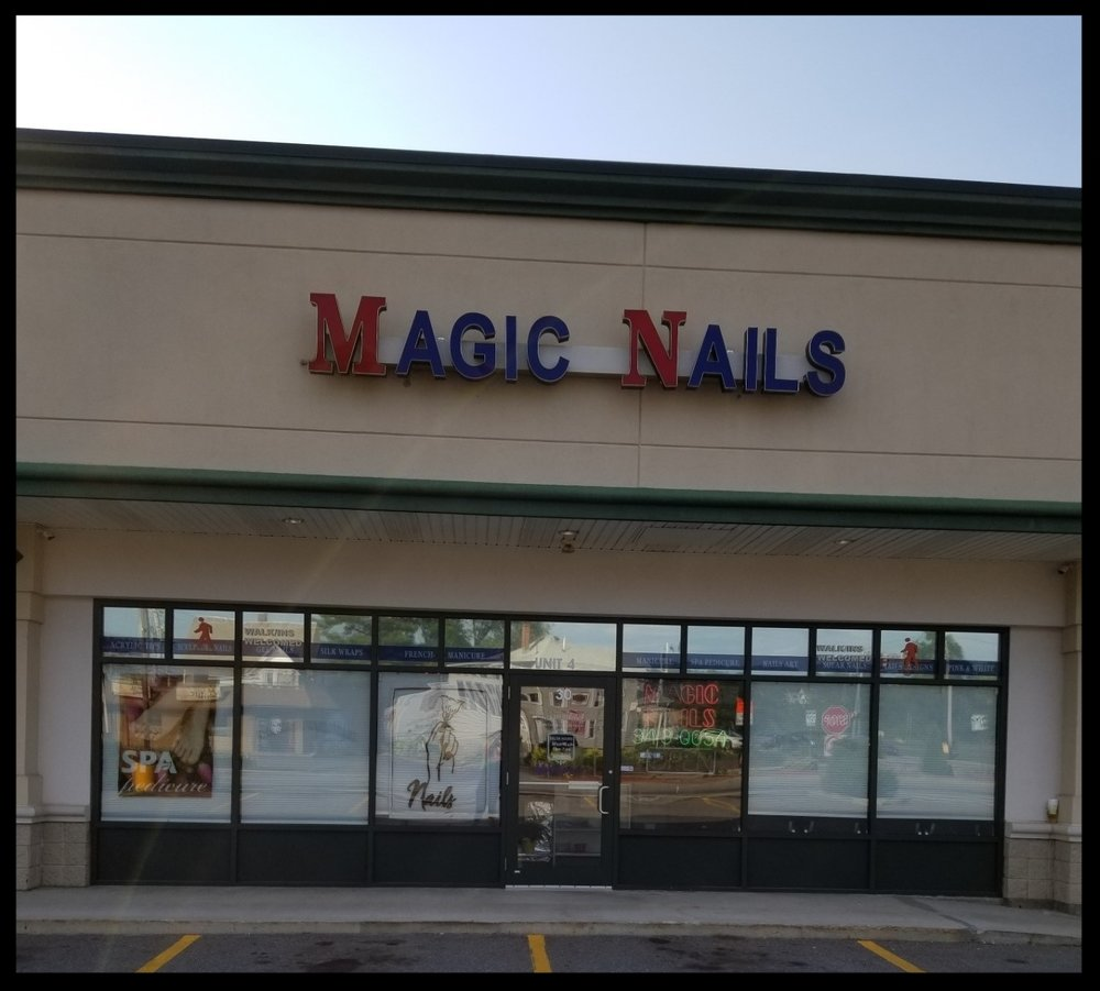 - Magic Nails30 John Fitch HwyFitchburg, MA 01420