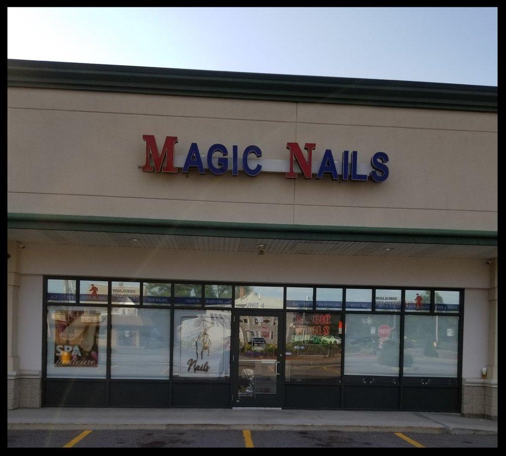 - Magic Nails30 John Fitch HwyFitchburg, MA 01420