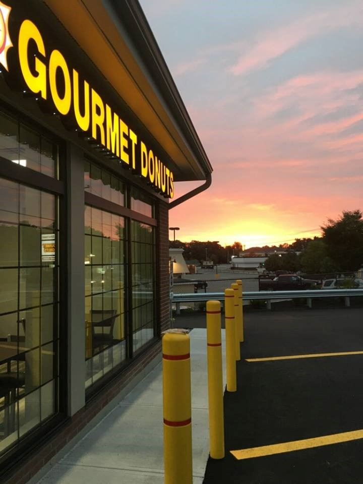 - Gourmet Donuts569 Electric Ave, Fitchburg, MA 01420