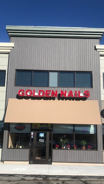 - Golden Nails975 Merriam Ave, Leominster, MA 01453