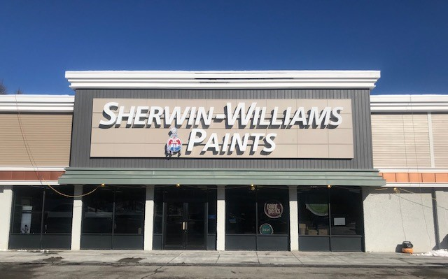 - Sherwin WIlliams Paint200 Whalon StreetFitchburg, MA 01420