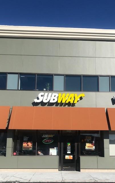 - Subway975 Merriam Ave, Leominster, MA 01453