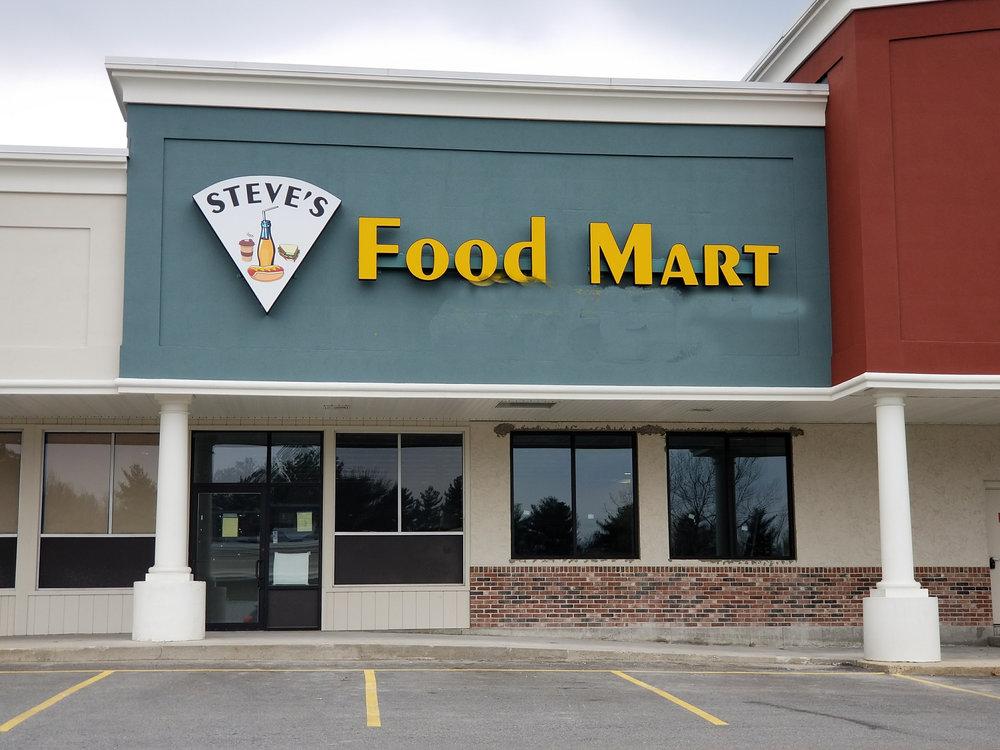 - Steve's Food Mart1026 Central Street, Leominster, MA 01453