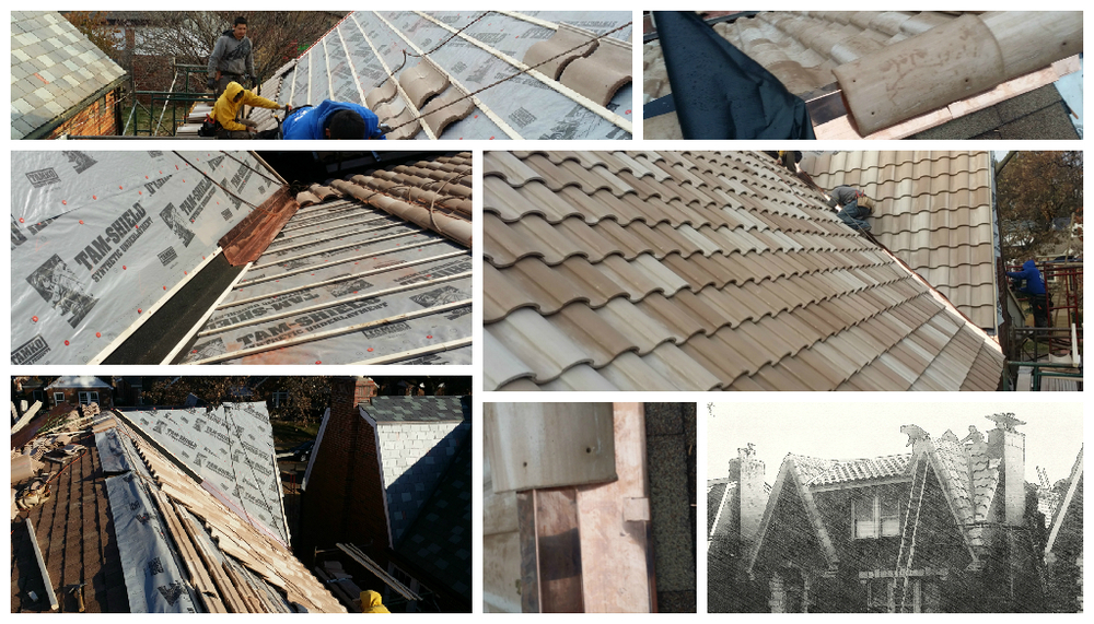 5850 Loran Eagle Tile Installation (Nov 14)