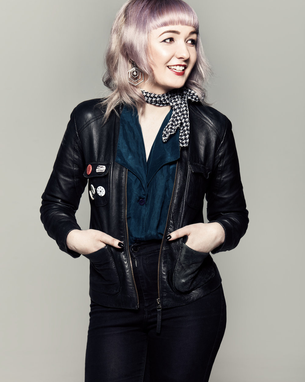 Emma Diamond: Hairstylist & Creative Director